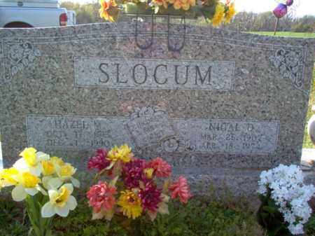SLOCUM, NIGAL D - Cross County, Arkansas | NIGAL D SLOCUM - Arkansas Gravestone Photos