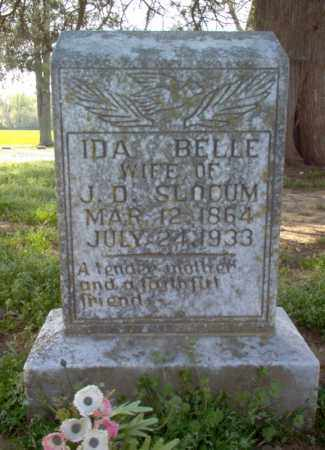 SLOCUM, IDA BELLE - Cross County, Arkansas | IDA BELLE SLOCUM - Arkansas Gravestone Photos