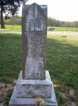 SLOCUM, JOHN E - Cross County, Arkansas | JOHN E SLOCUM - Arkansas Gravestone Photos