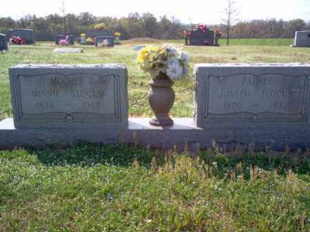 SLOCUM, JOSEPH - Cross County, Arkansas | JOSEPH SLOCUM - Arkansas Gravestone Photos