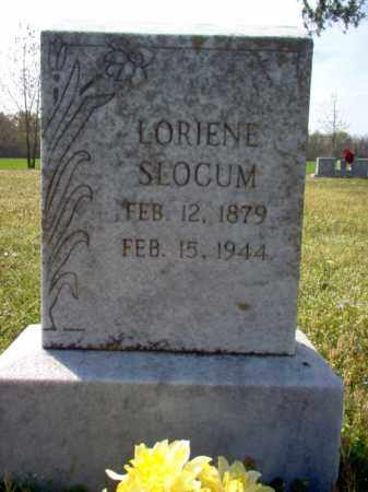 SLOCUM, LORIENE - Cross County, Arkansas | LORIENE SLOCUM - Arkansas Gravestone Photos