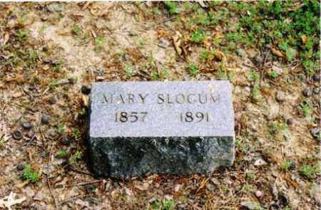 SLOCUM, MARY - Cross County, Arkansas | MARY SLOCUM - Arkansas Gravestone Photos