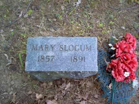 SLOCUM, MARY - Cross County, Arkansas | MARY SLOCUM - Arkansas Gravestone Photos