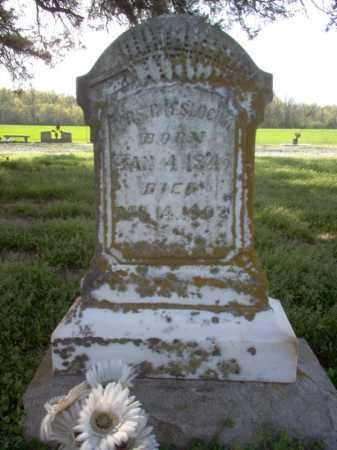 SLOCUM, MRS., R M - Cross County, Arkansas | R M SLOCUM, MRS. - Arkansas Gravestone Photos