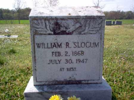 SLOCUM, WILLIAM R - Cross County, Arkansas | WILLIAM R SLOCUM - Arkansas Gravestone Photos