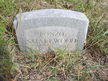 SMALLWOOD, LONZO - Cross County, Arkansas | LONZO SMALLWOOD - Arkansas Gravestone Photos