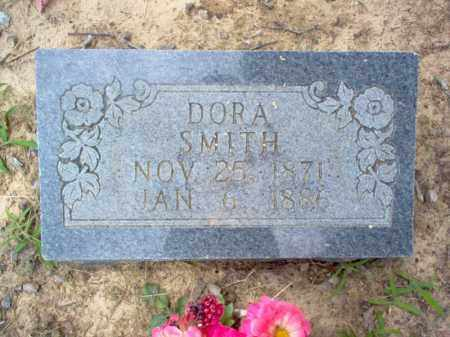 SMITH, DORA - Cross County, Arkansas | DORA SMITH - Arkansas Gravestone Photos