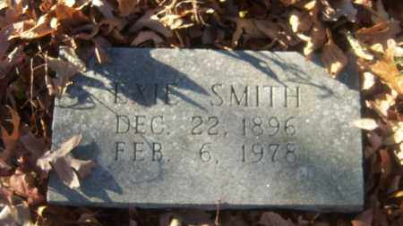 SMITH, EXIE - Cross County, Arkansas | EXIE SMITH - Arkansas Gravestone Photos