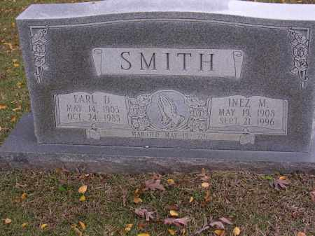 SMITH, EARL D - Cross County, Arkansas | EARL D SMITH - Arkansas Gravestone Photos