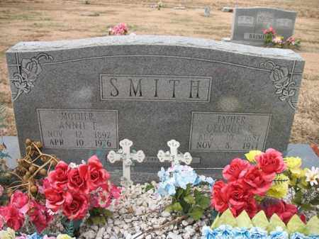 SMITH, GEORGE R - Cross County, Arkansas | GEORGE R SMITH - Arkansas Gravestone Photos