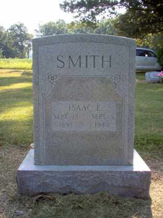 SMITH, ISAAC E - Cross County, Arkansas | ISAAC E SMITH - Arkansas Gravestone Photos