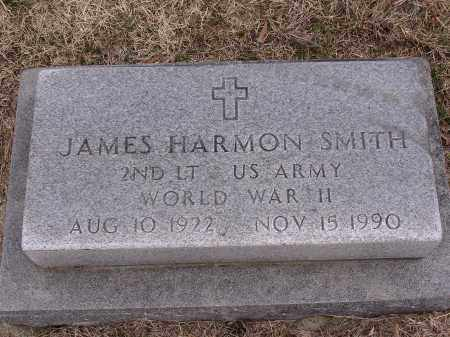 SMITH  (VETERAN WWII), JAMES HARMON - Cross County, Arkansas | JAMES HARMON SMITH  (VETERAN WWII) - Arkansas Gravestone Photos