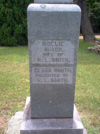 SMITH, MOLLIE - Cross County, Arkansas | MOLLIE SMITH - Arkansas Gravestone Photos