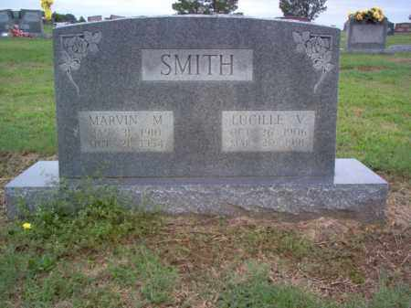 SMITH, LUCILLE V - Cross County, Arkansas | LUCILLE V SMITH - Arkansas Gravestone Photos