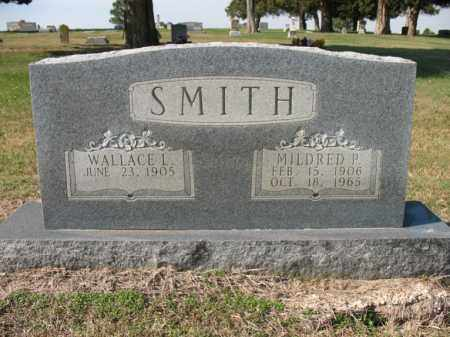 SMITH, MILDRED P - Cross County, Arkansas | MILDRED P SMITH - Arkansas Gravestone Photos