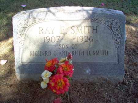 SMITH, RAY E - Cross County, Arkansas | RAY E SMITH - Arkansas Gravestone Photos