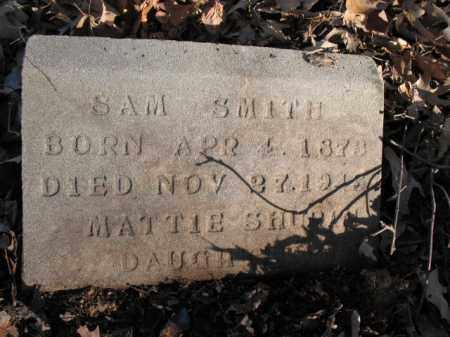 SMITH, SAM - Cross County, Arkansas | SAM SMITH - Arkansas Gravestone Photos
