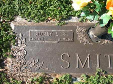 SMITH, SR., SIDNEY LAYMAN - Cross County, Arkansas   SIDNEY LAYMAN SMITH, SR. - Arkansas Gravestone Photos