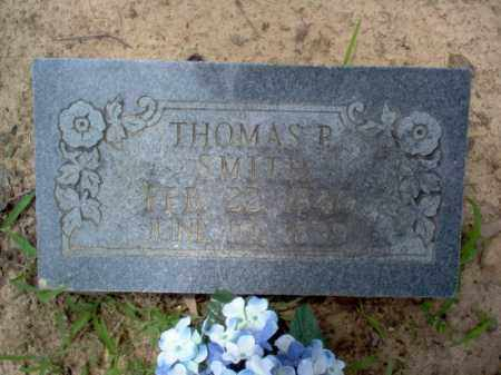 SMITH, THOMAS P - Cross County, Arkansas | THOMAS P SMITH - Arkansas Gravestone Photos