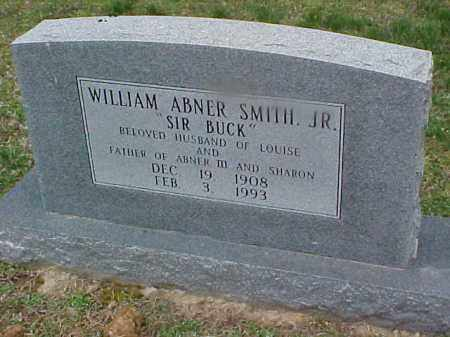 "SMITH, JR., WILLIAM ABNER ""SIR BUCK"" - Cross County, Arkansas 