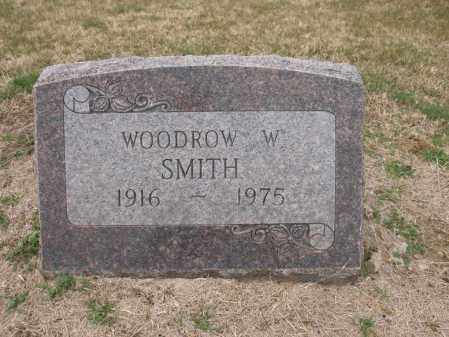 SMITH, WOODROW W - Cross County, Arkansas | WOODROW W SMITH - Arkansas Gravestone Photos