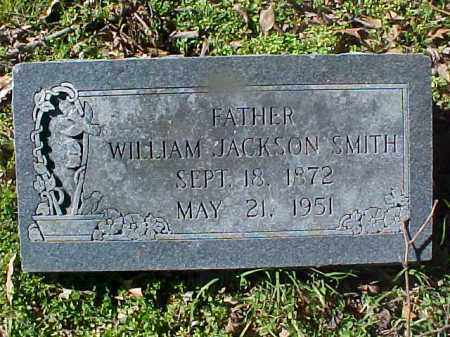 SMITH, WILLIAM JACKSON - Cross County, Arkansas | WILLIAM JACKSON SMITH - Arkansas Gravestone Photos