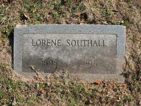 SOUTHALL, LORENE - Cross County, Arkansas | LORENE SOUTHALL - Arkansas Gravestone Photos