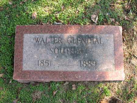 SOUTHALL, WALTER GLENDIAL - Cross County, Arkansas | WALTER GLENDIAL SOUTHALL - Arkansas Gravestone Photos