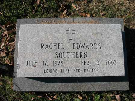 EDWARDS SOUTHERN, RACHEL - Cross County, Arkansas | RACHEL EDWARDS SOUTHERN - Arkansas Gravestone Photos