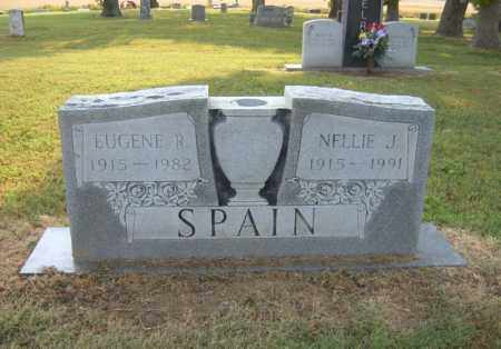 SPAIN, EUGENE R - Cross County, Arkansas | EUGENE R SPAIN - Arkansas Gravestone Photos