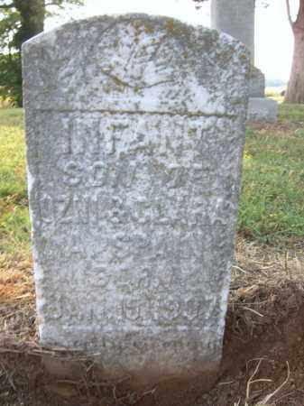 SPAIN, INFANT SON - Cross County, Arkansas | INFANT SON SPAIN - Arkansas Gravestone Photos