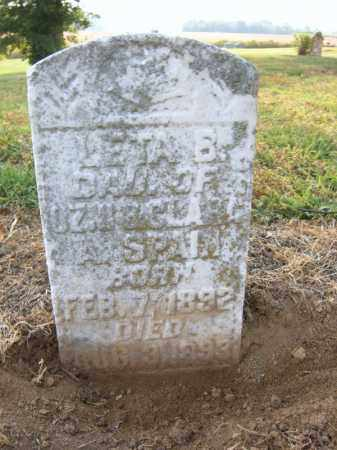 SPAIN, LETA B - Cross County, Arkansas | LETA B SPAIN - Arkansas Gravestone Photos