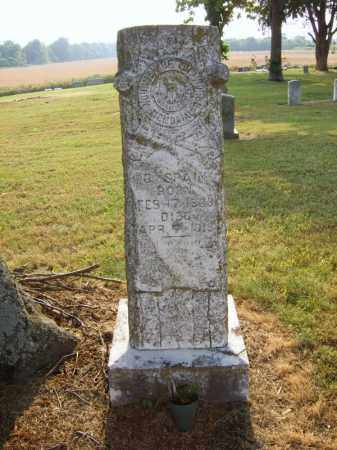 SPAIN, OZNI - Cross County, Arkansas | OZNI SPAIN - Arkansas Gravestone Photos