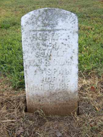 SPAIN, ROBERT WILBORN - Cross County, Arkansas | ROBERT WILBORN SPAIN - Arkansas Gravestone Photos
