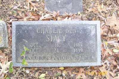 STACY, CHARLIE BEN - Cross County, Arkansas | CHARLIE BEN STACY - Arkansas Gravestone Photos