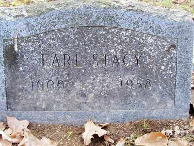 STACY, EARL - Cross County, Arkansas | EARL STACY - Arkansas Gravestone Photos