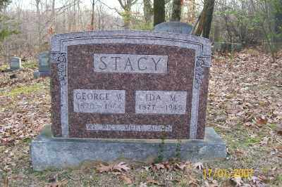 STACY, JR., GEORGE WASHINGTON - Cross County, Arkansas | GEORGE WASHINGTON STACY, JR. - Arkansas Gravestone Photos