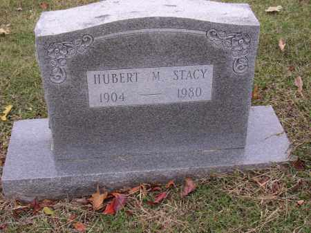 STACY, HUBERT M. - Cross County, Arkansas | HUBERT M. STACY - Arkansas Gravestone Photos