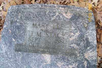 CATHEY STACY, MARY LEE - Cross County, Arkansas | MARY LEE CATHEY STACY - Arkansas Gravestone Photos
