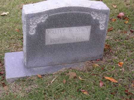 STACY, WALTER W. - Cross County, Arkansas | WALTER W. STACY - Arkansas Gravestone Photos