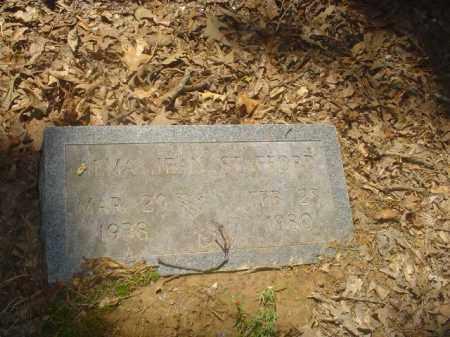 STAFFORD, ALMA JEAN - Cross County, Arkansas   ALMA JEAN STAFFORD - Arkansas Gravestone Photos