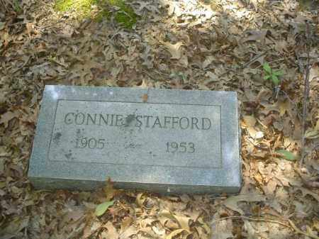 STAFFORD, CONNIE - Cross County, Arkansas | CONNIE STAFFORD - Arkansas Gravestone Photos