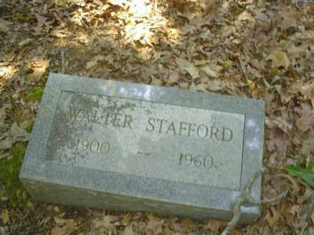 STAFFORD, WALTER - Cross County, Arkansas | WALTER STAFFORD - Arkansas Gravestone Photos