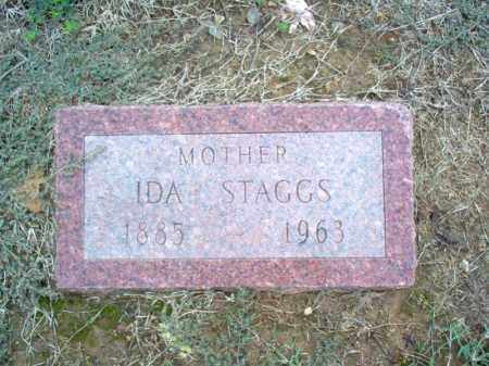 STAGGS, IDA - Cross County, Arkansas | IDA STAGGS - Arkansas Gravestone Photos