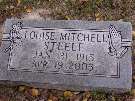 STEELE, LOUISE - Cross County, Arkansas | LOUISE STEELE - Arkansas Gravestone Photos