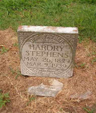 STEPHENS, HARDRY - Cross County, Arkansas | HARDRY STEPHENS - Arkansas Gravestone Photos