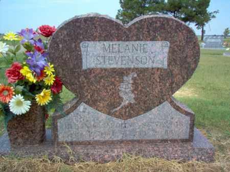 STEVENSON, MELANIE CAROLINE - Cross County, Arkansas | MELANIE CAROLINE STEVENSON - Arkansas Gravestone Photos