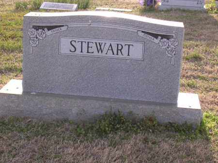 STEWART FAMILY STONE,  - Cross County, Arkansas |  STEWART FAMILY STONE - Arkansas Gravestone Photos