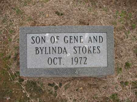 STOKES, INFANT SON - Cross County, Arkansas | INFANT SON STOKES - Arkansas Gravestone Photos