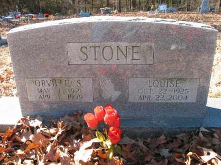 STONE, LOUISE - Cross County, Arkansas | LOUISE STONE - Arkansas Gravestone Photos